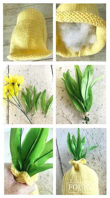 summer,tropical style,coastal style,beach style,tutorial,Sweet Sweater Pineapples,Sweet Sweater Originals,DIY,diy decorating,decorating,crafting,crafting with kids,sweaters,re-purposing,up-cycling,sweater crafts,summer crafts, summer decor,tropical decor,pineapple decor.