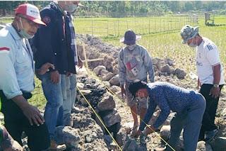 Hadirkan Saluran Irigasi Melalui P3 TGA, BWS Provinsi NTB Menuai Pujian dari Para Petani