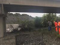 Val d'Orcia chiuso ponte formone - traversa Chianciano Amiata