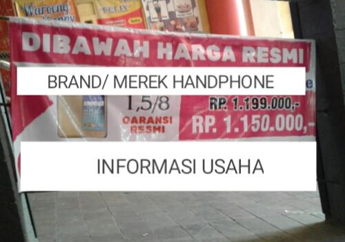 Contoh Gambar Iklan Handphone Contoh Iklan Ku