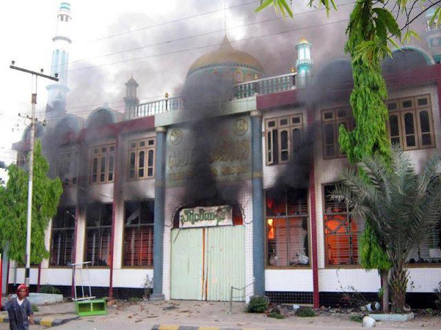 Biadab, Pemerintah Myanmar akan Bongkar Puluhan Masjid dan Madrasah