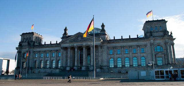 El Parlamento - Reichstag