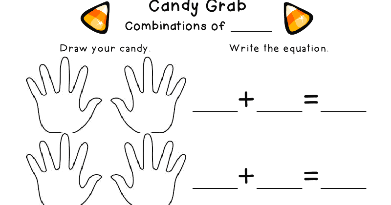 F is for First Grade: Addition Combinations