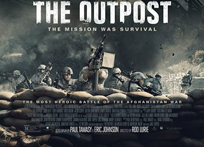 The Outpost (2020) WEBDL Subtitle Indonesia