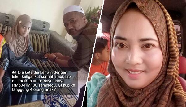 Tiada guna perkahwinan ini diteruskan' - Isteri pertama dan kedua nekad tuntut cerai, suami kahwin dengan anak 11 tahun