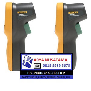 Jual Fluke Max 59 Infrared Thermometer di Malang