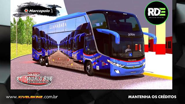 PARADISO G7 1600 LD - VIAÇÃO EXPRESSO GUANABARA COMEMORATIVA