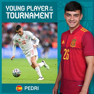 EURO 2020 YOUNG PLAYER AWARD