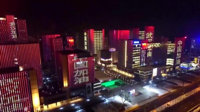 China celebra Año Nuevo Lunar en medio de crisis por coronavirus