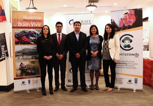 Alianza CRISFE - PPD/PNUD busca generar comunidades sostenibles en el tiempo