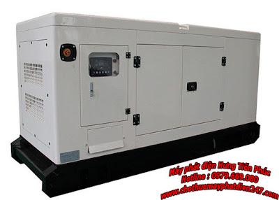 Máy phát điện Perkins 225kva 1306C-E87TAG4