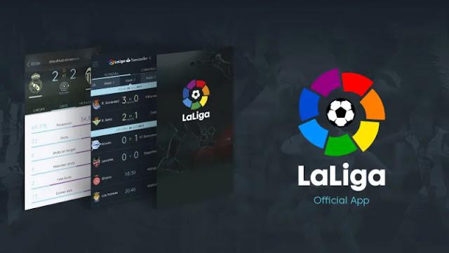 تحميل تطبيق الليجا الرسمي La Liga Official App لهواتف الاندرويد