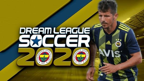 Dream League Soccer 2020 Fenerbahçe Yaması
