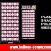 Plastik Pembungkus Snack Ulang Tahun Motif Polkadot Ukuran Besar (NEW MODEL)