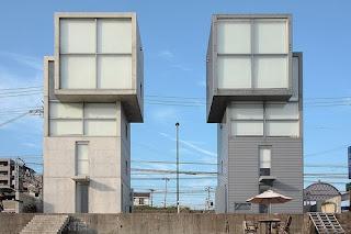 Casa 4x4 Tadao Ando en Japón