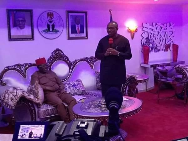 2019: Peter Obi Speaks On Igbo Leaders' Criticism After Emerging As Atiku's Running Mate