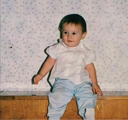 Messi childhood photo