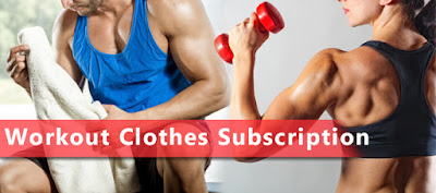 Expect Awesomeness from the Monthly Workout Clothes Subscription Boxes