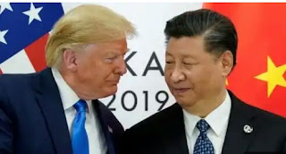 President Donald Trump consults Chinese President Xi Jinping to win re-election
