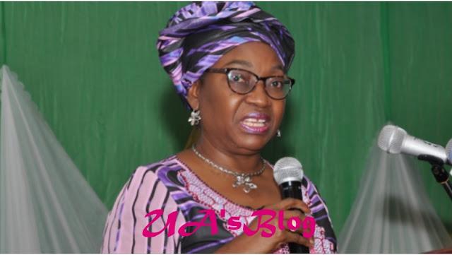 EXCLUSIVE: Winifred Oyo-Ita sends retirement letter to Buhari