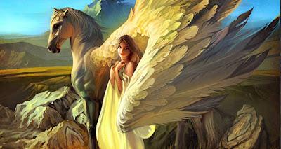 Pegasus Mitologi Yunani