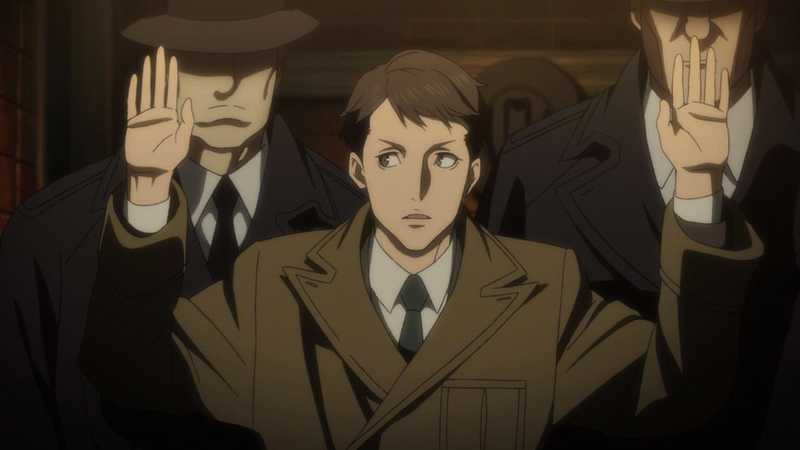 Anime mirip 91 Days — Joker Game