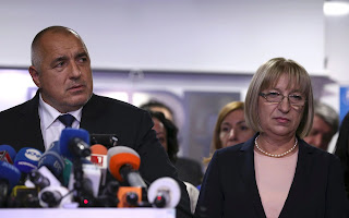 BULGARIAN PRIME MINISTER: BRITAIN HEADED FOR HARD BREXIT