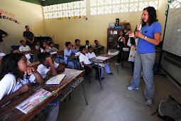 Cara mengajar bahasa Inggris untuk anak SD