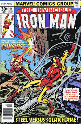 Iron Man #98, Sunfire
