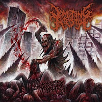 Vomiting Intestine - Psychopathic Murderous Brutality [EP]