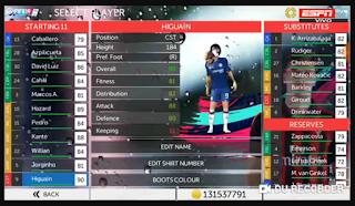 FTS Mod FIFA 19 HD Update Kits 2020
