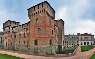 Mantua mantova visite guidate f hrungen guided tours for Camera picta mantova