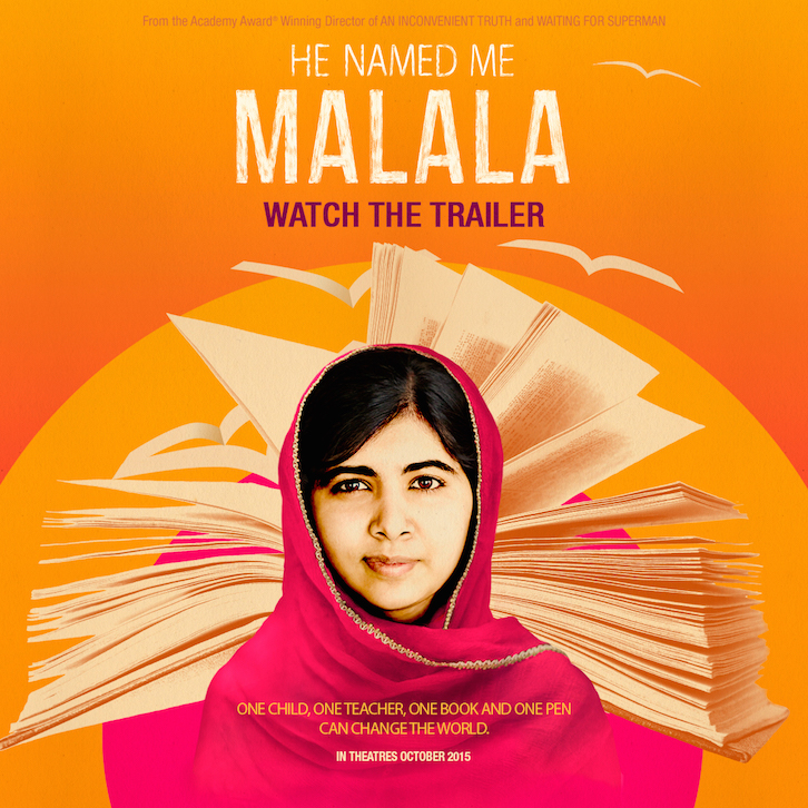 He Named Me Malala (2015) English Movie Download DVDRip