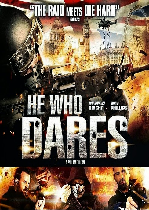 He Who Dares Downing Street Siege โคตรคนกล้า ฝ่าทำเนียบนรก [HD][พากย์ไทย]