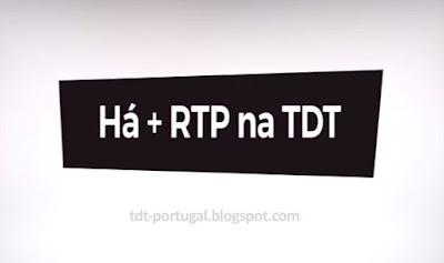 Há + RTP na TDT