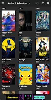 تحميل تطبيق BeeTV لمشاهدة احدث الافلام العالمية
