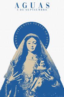 Detalles de la Procesión de Nuestra Señora de las Aguas de Arcos de la Frontera