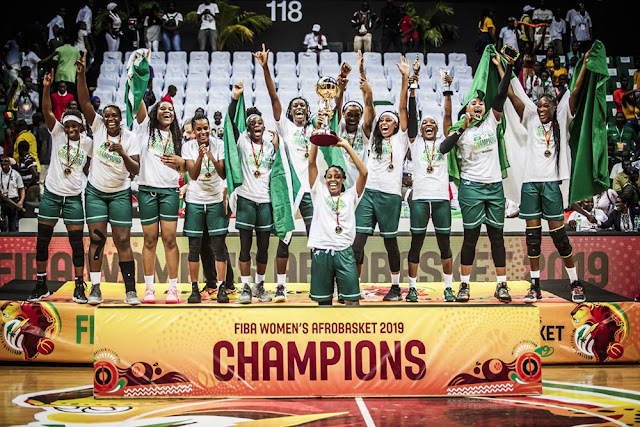 AFROBASKET 2019 : LE NIGERIA CONSERVE SON TITRE