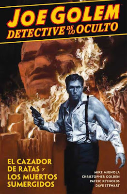 Joe Golem Detective de lo Oculto