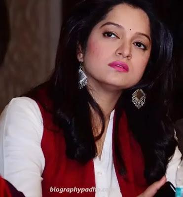 Preeti Raghunandan Starting Career