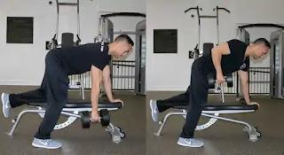 اقوى جدول تمارين كمال الاجسام 5 ايام بالصور لتضخيم العضلات