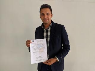 Bom Jardim-MA: Vereador Rhony Presidente da Câmara Municipal solicita a construção de uma Unidade Básica de Saúde no Povoado Igarapé das Traíras.
