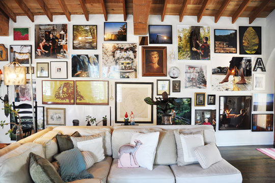 BeeBee.Grace: Wall Arrangement Ideas