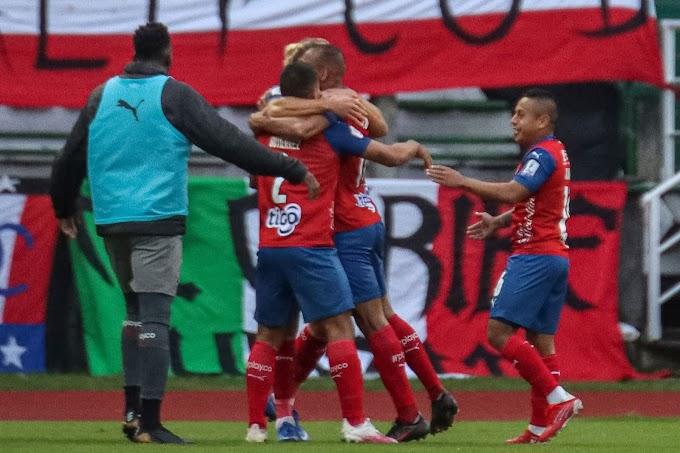 Entre 'algodones': Estos son los jugadores del Independiente Medellín de cara al choque liguero ante La Equidad