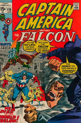 Captain America and the Falcon #136, the Mole Man