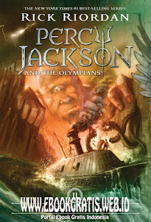 Ebook Novel Rick Riordan - Percy Jackson The Olympians - THE SEA OF MONSTERS