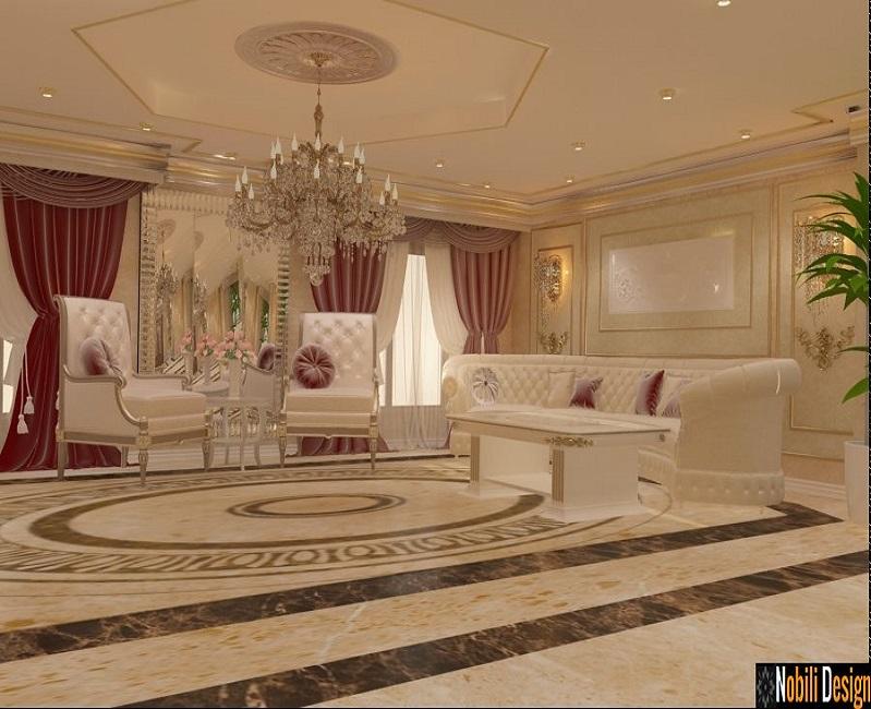 Design interior living clasic Bucuresti, Buftea, Pipera,