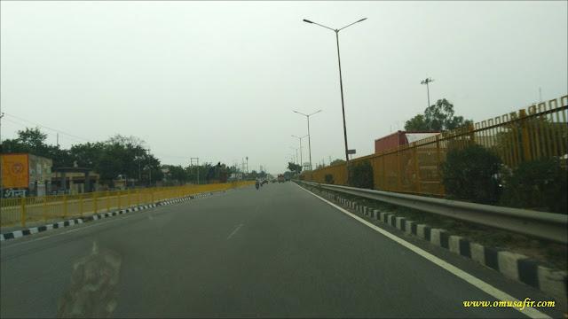 Sikri Faridabad Road