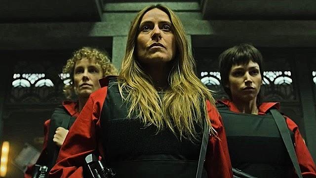 La Casa de Papel: 5ª temporada ganha trailer oficial na Netflix