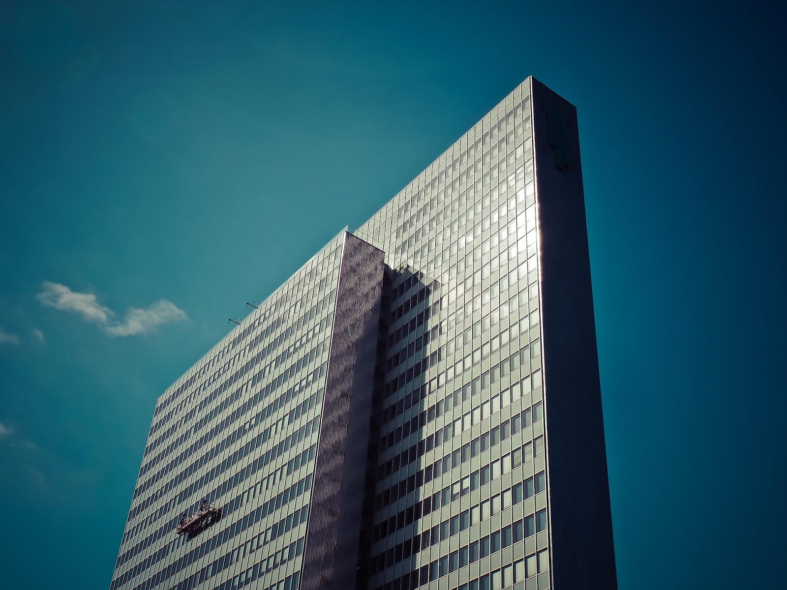 Skyscraper Photo by Micheal Gaida